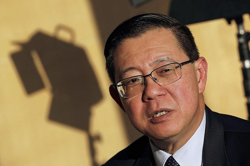 Mr Lim Guan Eng said he stands by his claims that the previous government had falsified the GST credit refund.