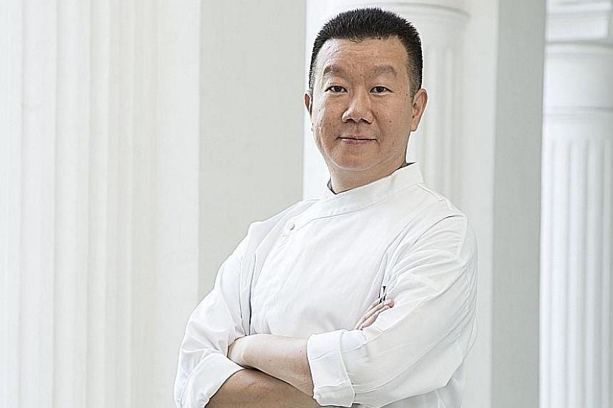 Chef Jereme Leung will open modern Chinese restaurant yi by Jereme Leung.