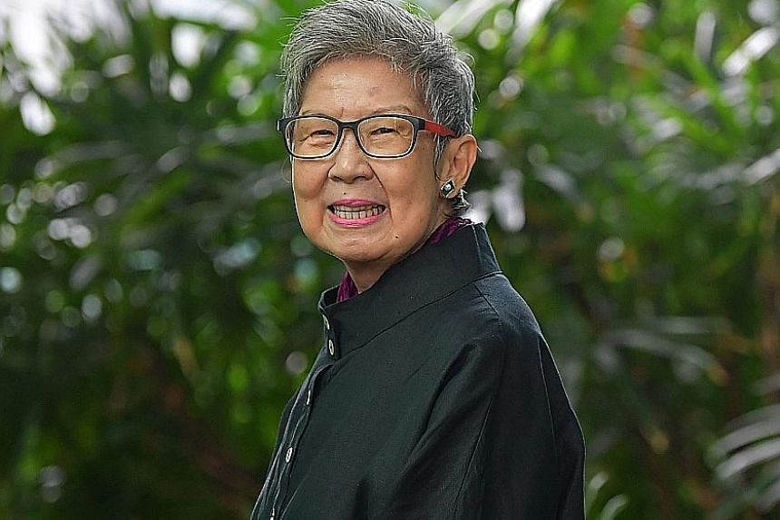 Suchen Christine Lim won the Singapore Literature Prize in 1992 - the first winner - for her novel, Fistful Of Colours.