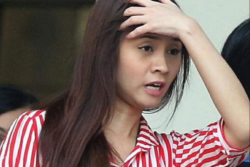 Fiona Poh, a tutor from Zeus Education Centre in Tampines, is one of three alleged accomplices who aided six Chinese national students taking their O-level examinations in 2016.