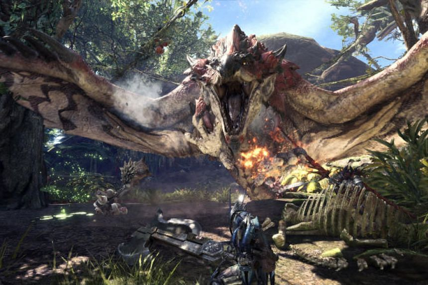 Analysts had expected Monster Hunter: World to be one of 2018's biggest launches for Tencent, which licensed the game to sell to personal computer users on its WeGame platform.