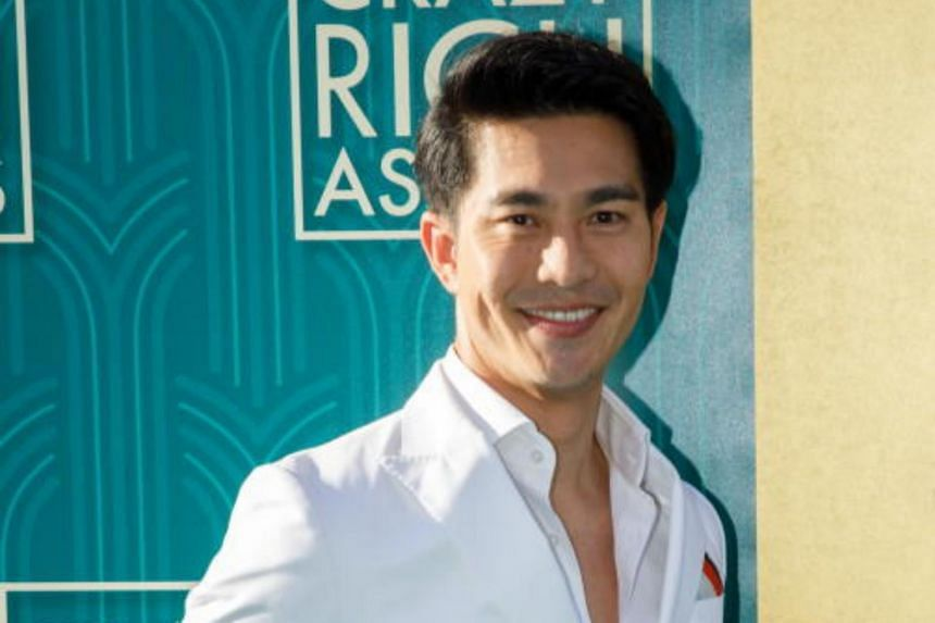 Pierre Png attends the US premiere of Crazy Rich Asians at the TCL Chinese Theatre IMAX in Hollywood, on Aug 7, 2018.