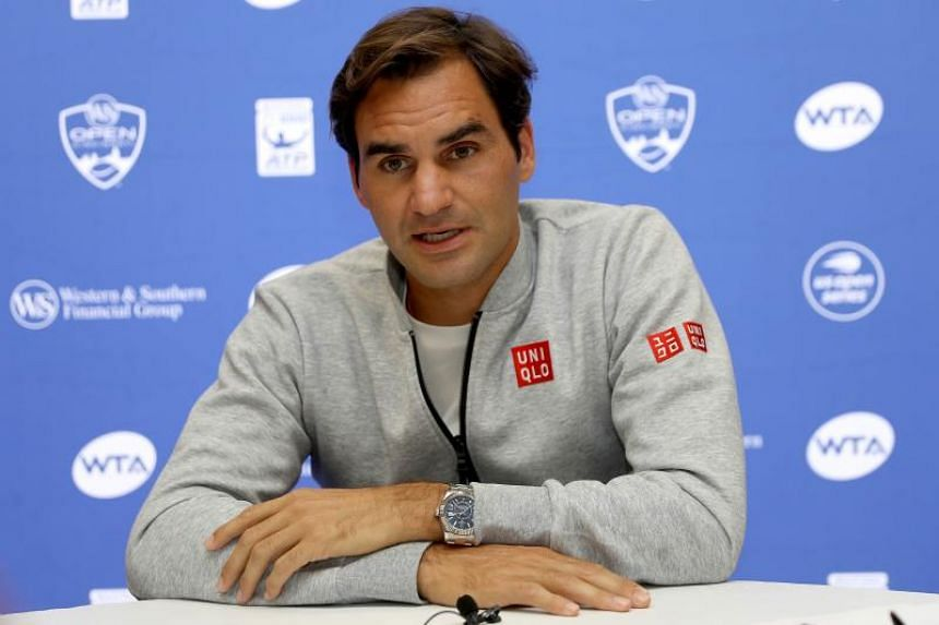 The 20-time Major winner skipped Toronto last week to pace himself with the tournament at Flushing Meadows followed by the Laver Cup in Chicago in mid-September.