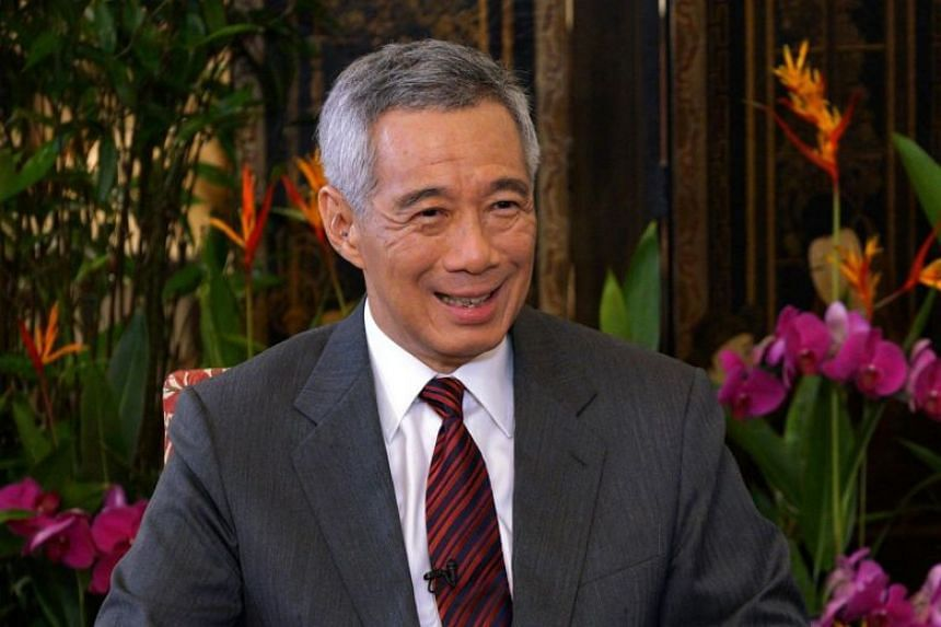 PM Lee will also participate in a dialogue with World Bank Group president Jim Yong Kim at the Human Capital Summit.