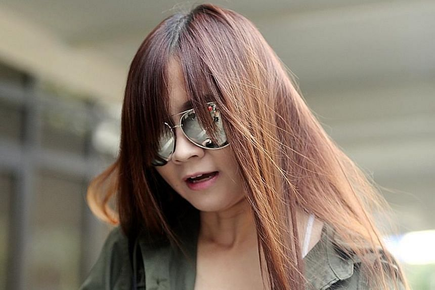 Fiona Poh Min is one of three alleged accomplices accused of aiding six students taking their O-level exams in 2016.