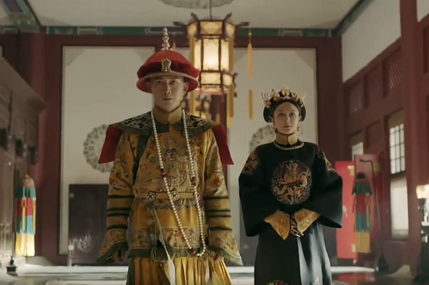China's imperial palace drama, Story Of Yanxi Palace