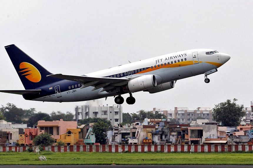Jet Airways, one of India's oldest carriers, has postponed the release of its quarterly results and is seeking a fresh injection of funds.