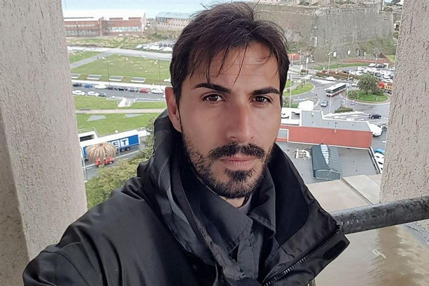 Davide Capello, former goalkeeper for Italian Serie A club, Cagliari, managed to survive and walk away after 200m of the Morandi viaduct crumbled in Genoa.