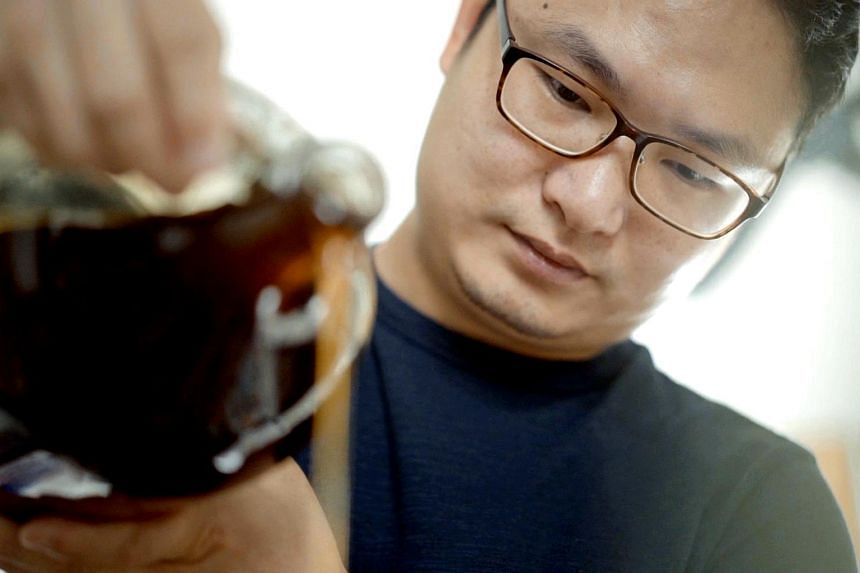 Mr Zhao started his own locally made label, Rachelle The Rabbit Meadery, in 2016.