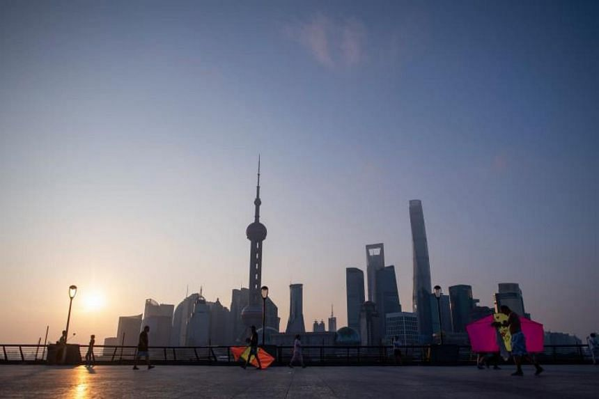 China aims to expand its economy by around 6.5 per cent this year.