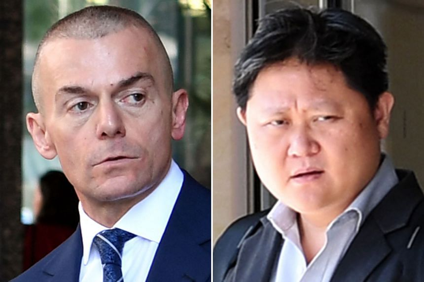 Mr David Vincenzetti is the CEO of HT, which sells spyware to law enforcement agencies. Mr Woon Wee Shuo was employed by HT as a security specialist from Aug 17, 2012, to March 20, 2015.