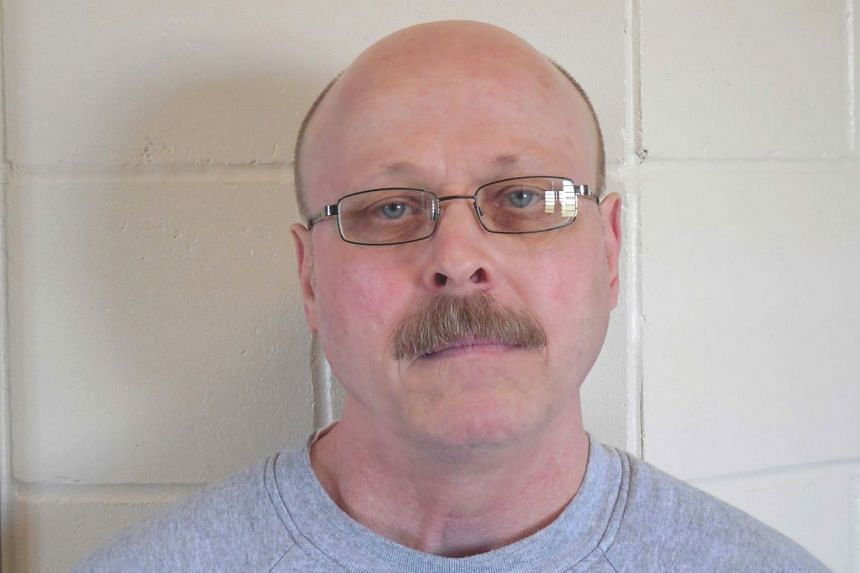 Moore (above) is the first prisoner executed in the Midwestern state in 21 years.