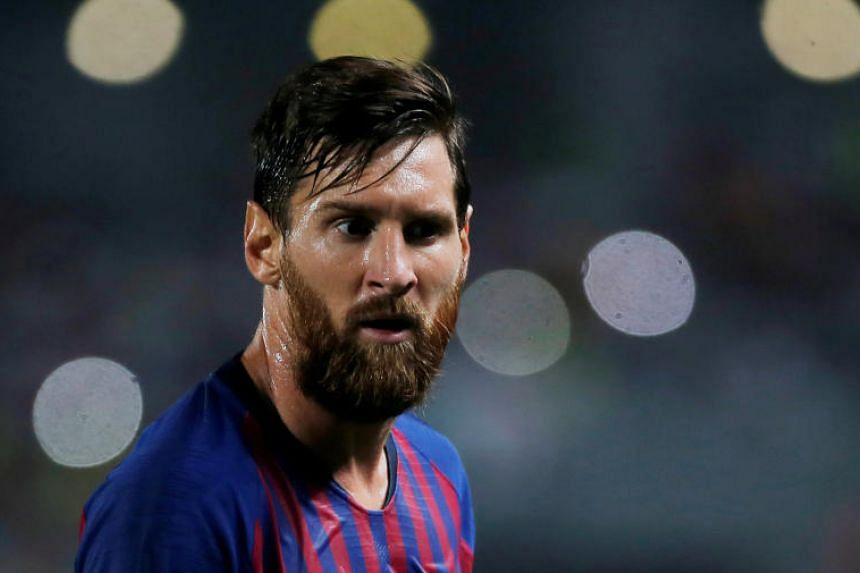 """Lionel Messi """"will take a rest period"""", according to news website Infobae."""
