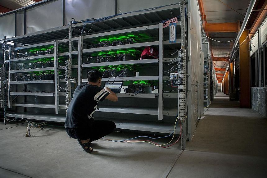 Bitmain Technologies' core business is designing custom chips that are good for the number crunching required by cryptocurrency miners.
