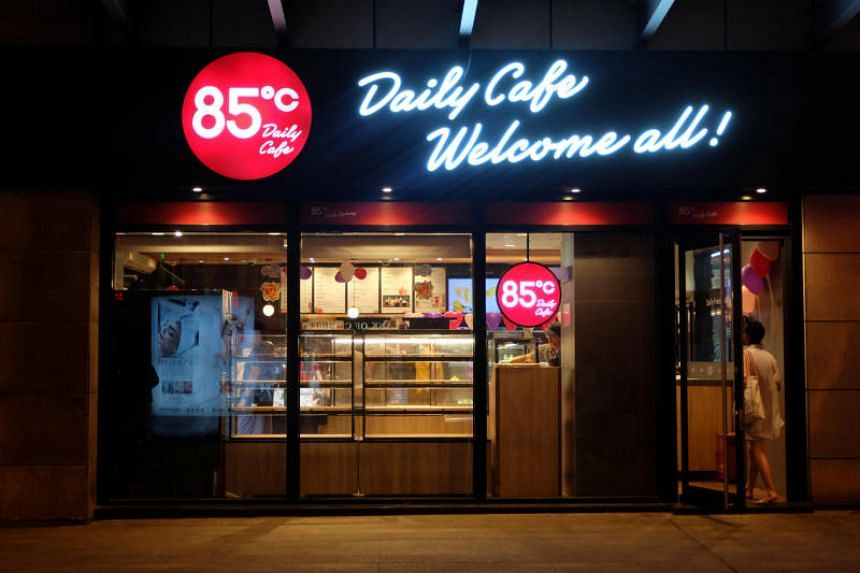 Taiwan's 85 Degrees Celsius Bakery Cafe has been hit with calls for a boycott by Chinese social media users, who said that the chain supported Taiwan independence.