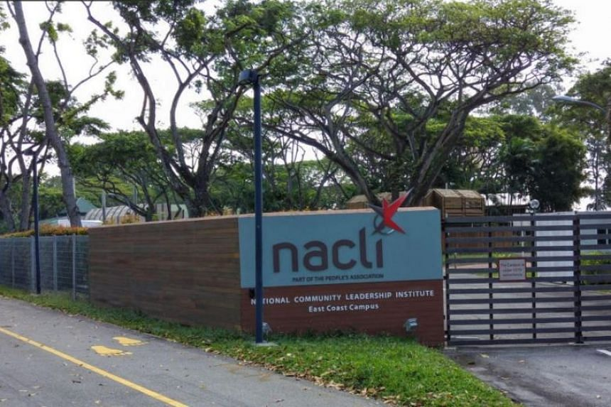An email was sent by the National Community Leadership Institute to the grassroots leaders to inform them of the closure of its East Coast Campus, with the recipients' email addresses visible due to an administrative mistake.