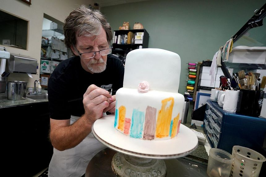Denver baker Jack Phillips has cited his religious beliefs in his refusal to make a cake for a transgender woman to celebrate her birthday as well as the seventh anniversary of her transition from male to female.