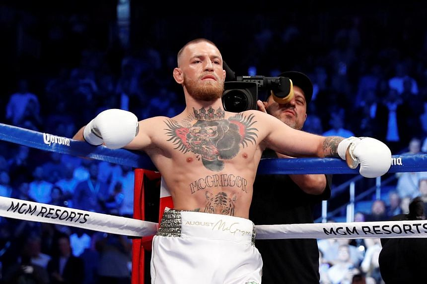 Conor McGregor won the lightweight title in November 2016 to become the first man to hold two UFC belts at the same time, but he was stripped of both without ever mounting a defence.