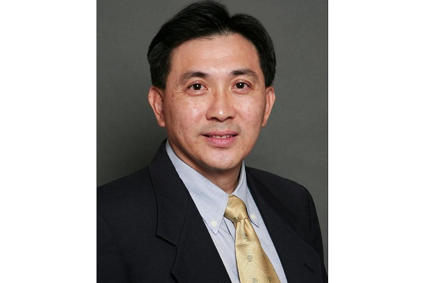 Keppel Land's chief financial officer Lim Kei Hin died on Aug 10, 2018.