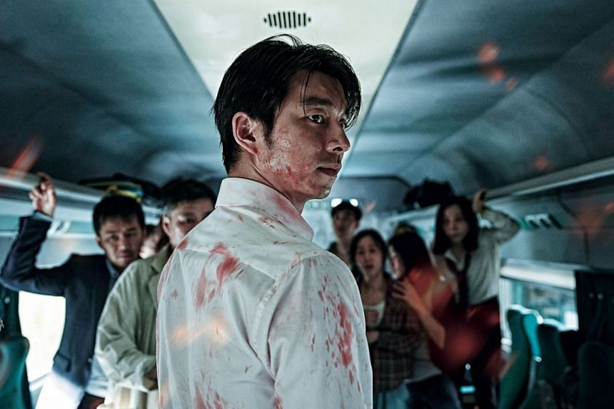 The original movie featured well-known actors like Gong Yoo (pictured), Ma Dong-seok and Jung Yu-mi. This time, the zombie action film will focus on the whole country and how it deals with the aftermath of the apocalypse.