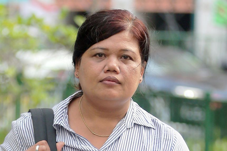 Parti Liyani, who worked for Mr Liew Mun Leong's family, faces four theft charges involving over $50,000 worth of valuables.