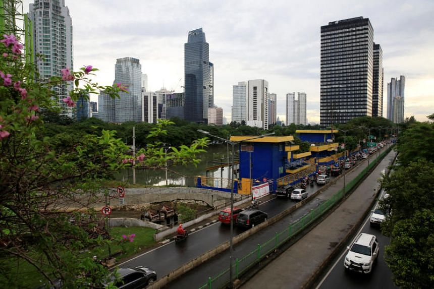 Indonesia's economy is expected to expand by 5.3 per cent in 2019.