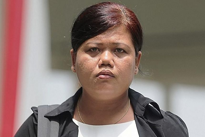 Parti Liyani had told the court in April that some of the items that she had allegedly stolen had been salvaged from trash bags left behind by Mr Karl Liew after he moved out.