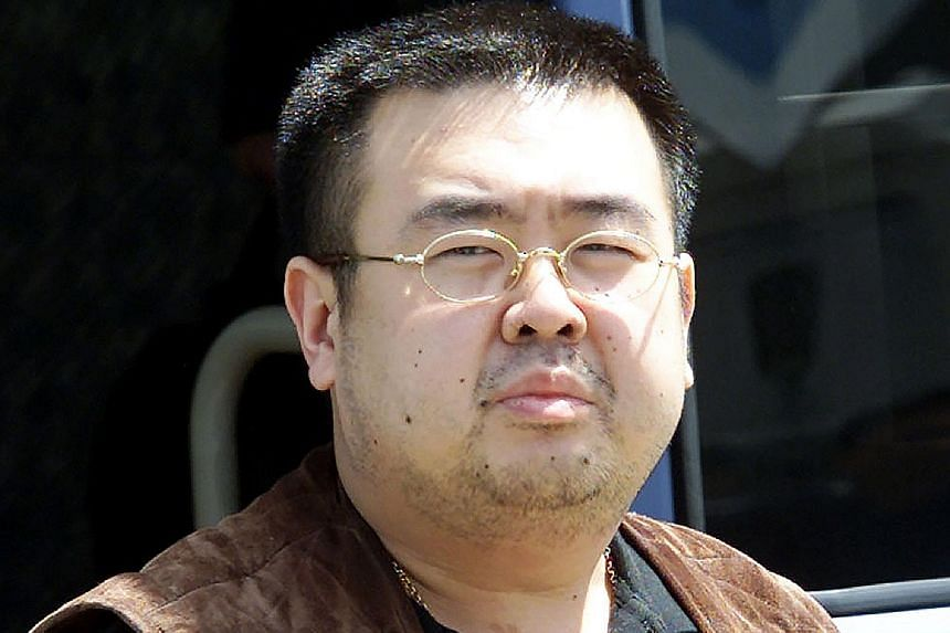 Mr Kim Jong Nam died from exposure to the VX nerve agent.