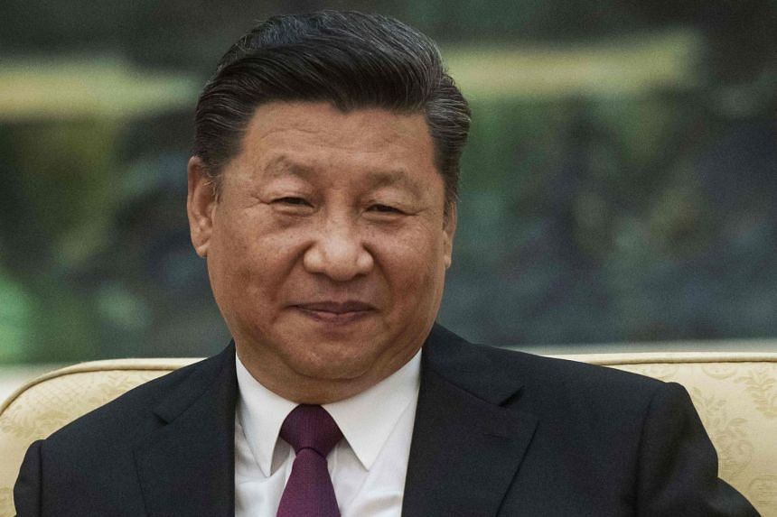 "President Xi Jinping (above) has said China needs a military ready to ""fight and win"" wars."