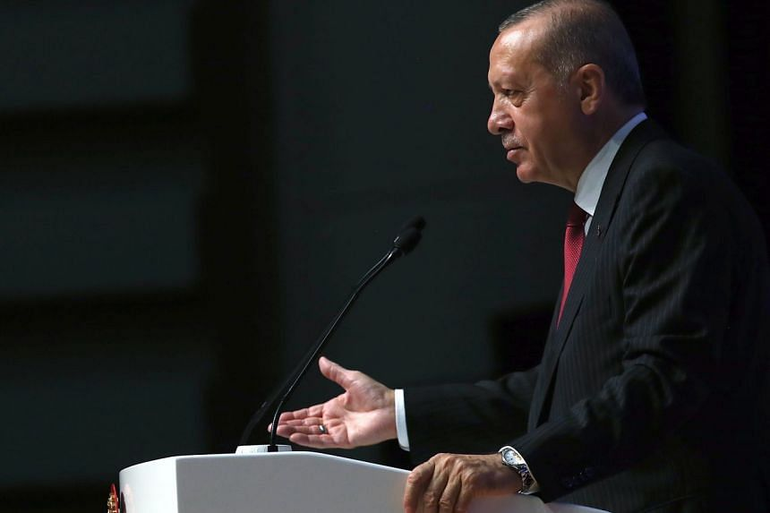 """Turkish President Tayyip Erdogan, a self-described """"enemy of interest rates"""", wants to lower borrowing costs despite high inflation."""