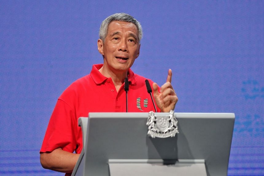 Prime Minister Lee Hsien Loong will deliver his National Day Rally speech at the Institute of Technical Education College Central campus on Aug 19, 2018.