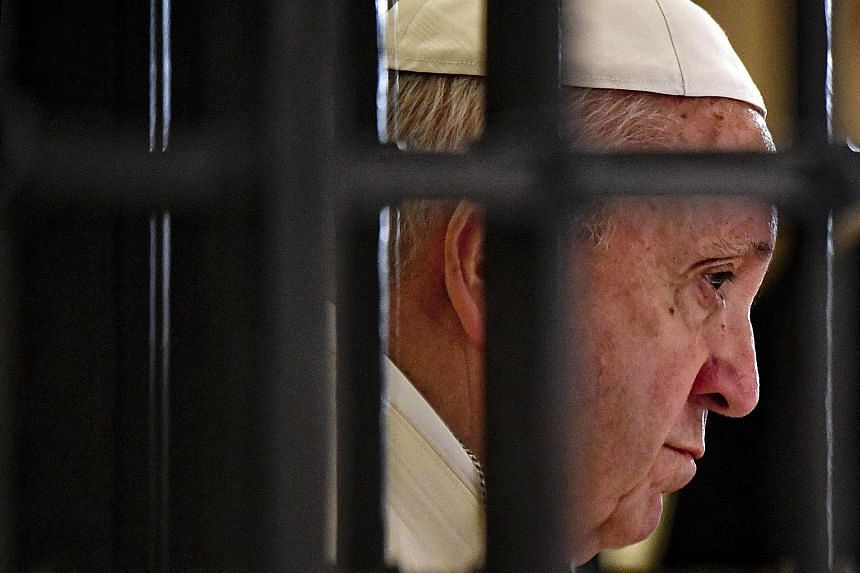 Pope Francis is on the side of victims, says the Vatican on Thursday, adding that the Catholic Church wants to listen to the victims and root out the horror that destroyed their lives.