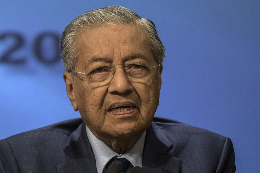 "Prime Minister Mahathir Mohamad said his government had realised over a third of its 60 election promises ""to unshackle Malaysia from the issue of corruption and ensure good governance""."