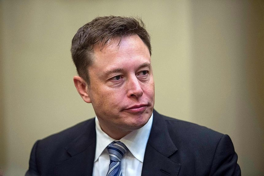 "Mr Elon Musk said the past year has been ""the most difficult and painful year of my career""."