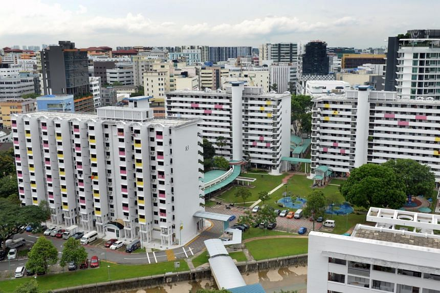 PM Lee Hsien Loong announced a new Voluntary Early Redevelopment Scheme (Vers) for ageing HDB estates, at the National Day Rally on Aug 19, 2018.