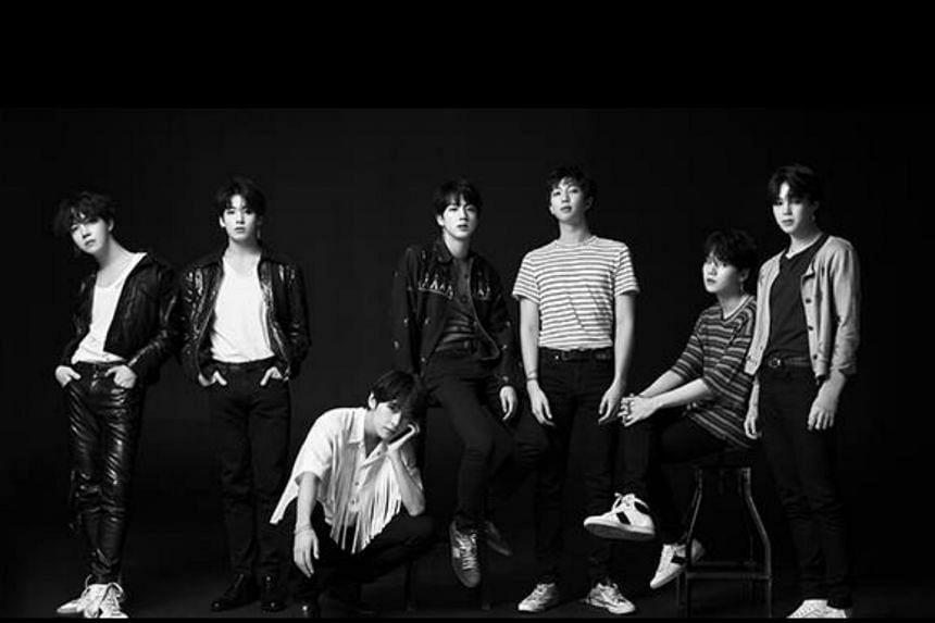 K-pop septet BTS are the first Korean singers to hold a show at a US stadium.
