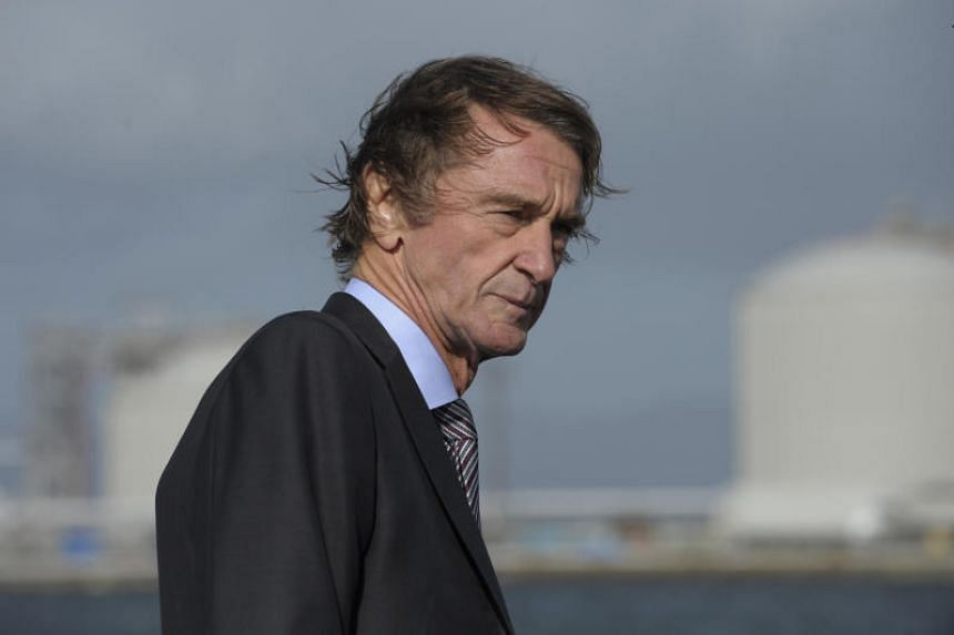 Jim Ratcliffe has assets worth an estimated £21 billion, putting him top of the 2018 Sunday Times rich list.