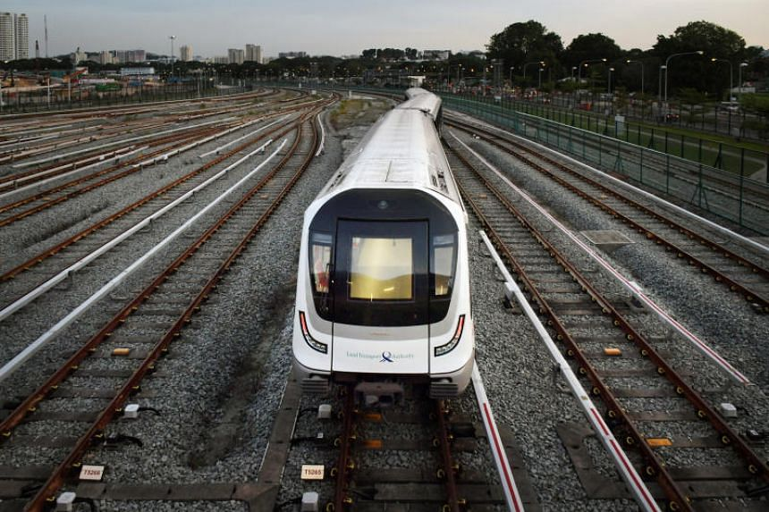 The Rail Enterprise Asset Management System (Reams) will be first introduced on the Downtown Line (DTL).