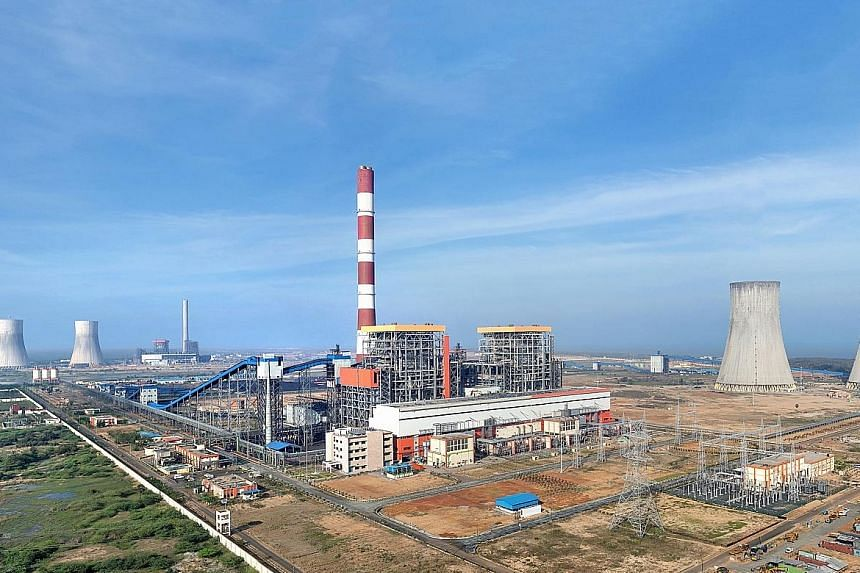 A unit of Sembcorp Energy India, which has thermal power plants (above) in India's Andhra Pradesh state, will supply 250MW of power to Bangladesh over 15 years.