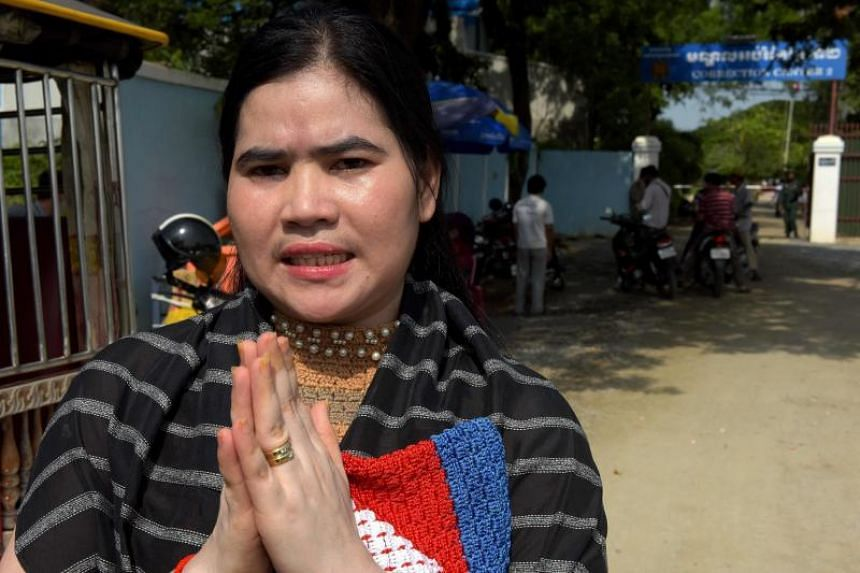 Prominent land rights activist Tep Vanny has been a thorn in the side for authorities as she advocates for Phnom Penh communities displaced by unchecked development.