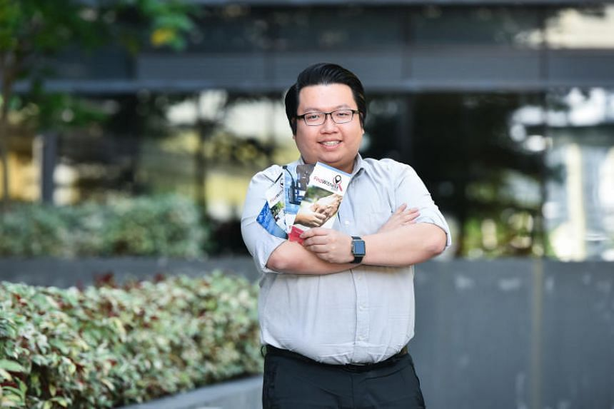 Mr Gary Leong's desire to connect accident victims to people who witnessed the traffic accident spurred him to create online portal FindWitness.