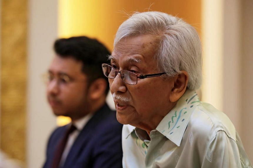 Tun Daim Zainuddin denied he raised the matter of Low's whereabouts during his visit to China last month to renegotiate bilateral contracts.