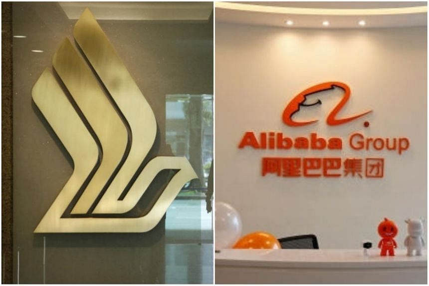 Through this tie-up, SIA will gain access to more than 600 million mobile users who are active on Alibaba's e-commerce platforms.