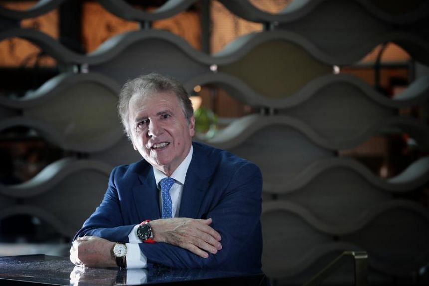 Tissot's president Francois Thiebaud pointed to the increasing importance of the Asian market for Tissot.