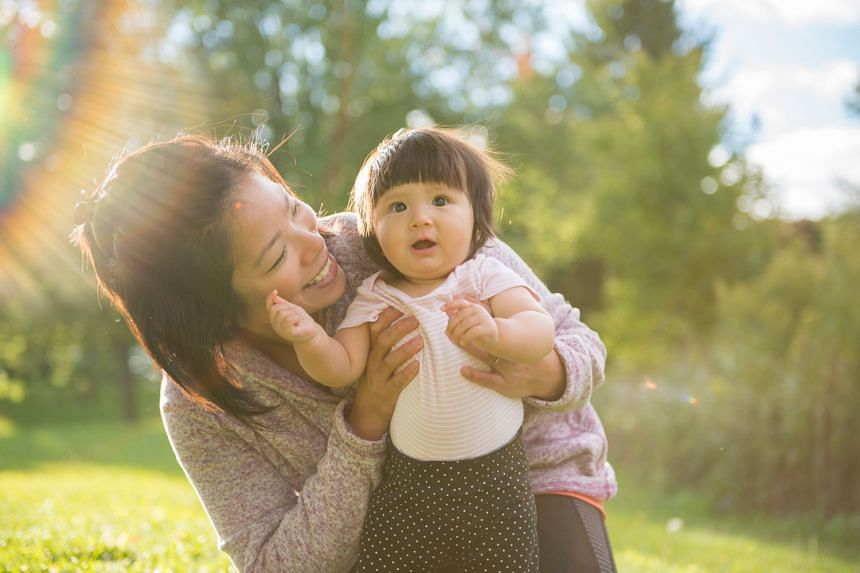 Innate ability, selfless love and the dedication to providing your best to your child. The moment your child is born, you are a mother. PHOTO: iSTOCK