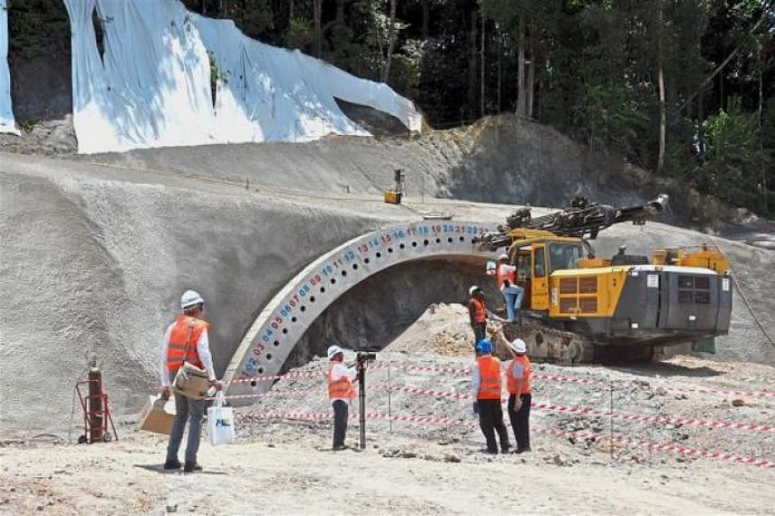 East Coast Rail Link and pipeline projects with China to be