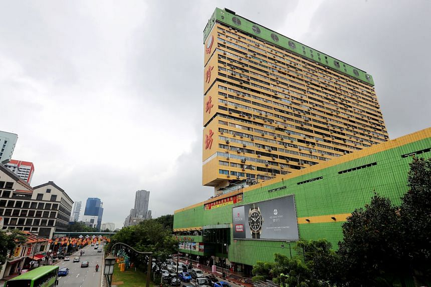 Pearl Bank Apartments (middle) is likely to be demolished, while Golden Mile Complex (above) will be put up for sale en bloc. The fate of People's Park Complex hangs in the balance, given the collective sale fever.