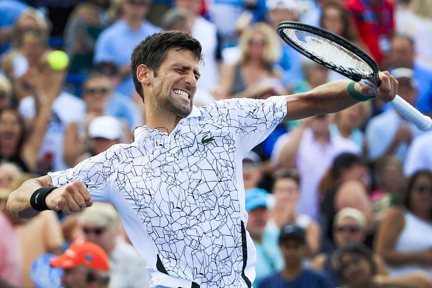 Novak Djokovic of Serbia finally wins the Cincinnati Open after five previous attempts, to complete his sweep of all nine Masters events. With this feat, he pulls further ahead of Roger Federer of Switzerland (seven) and Spain's Rafael Nadal (six), a