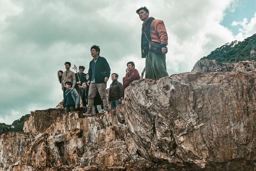 The Island is a morality play, a half-hearted romance and a mildly amusing comedy.