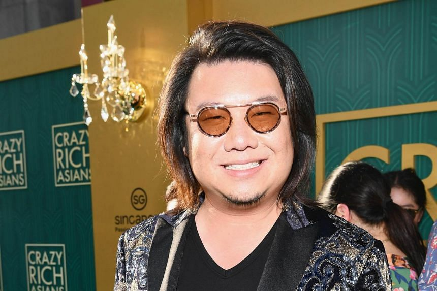 Singapore-born writer Kevin Kwan, whose book inspired the movie Crazy Rich Asians, left Singapore at age 11 and now lives in the United States.